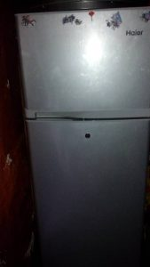 Neuer Kühlschrank!